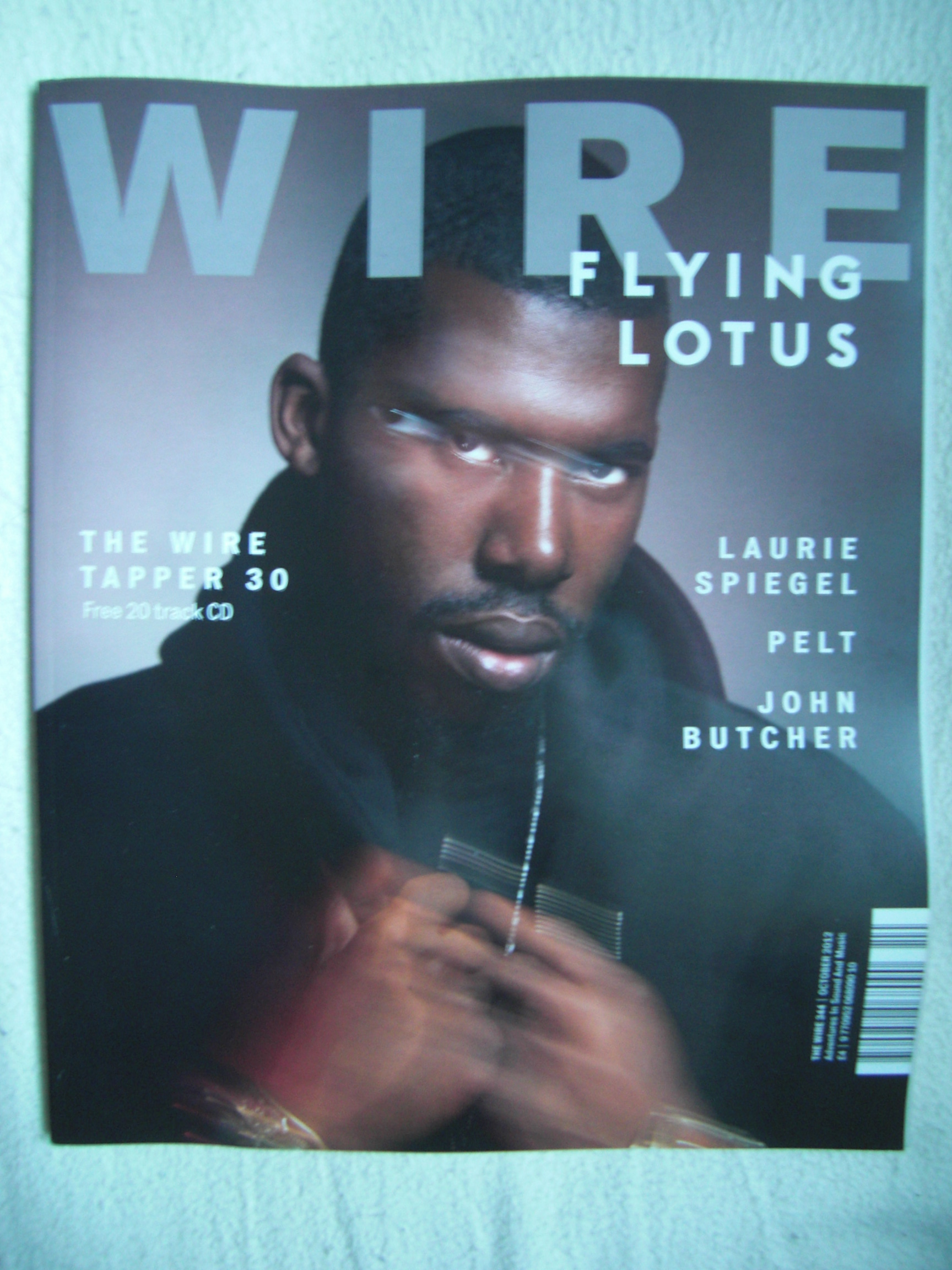 THE WIRE october 2012