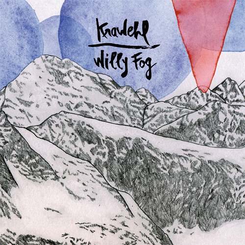 Krawehl/Willy Fog split 7""